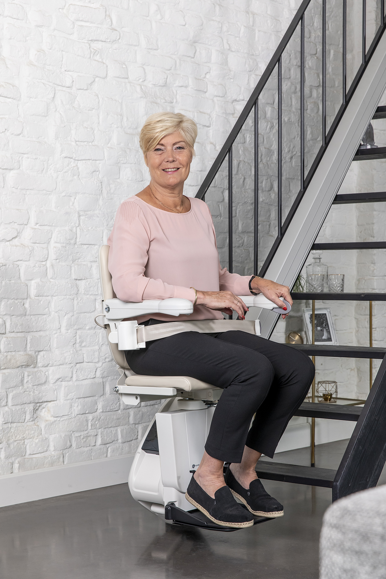 used vs. new stairlift