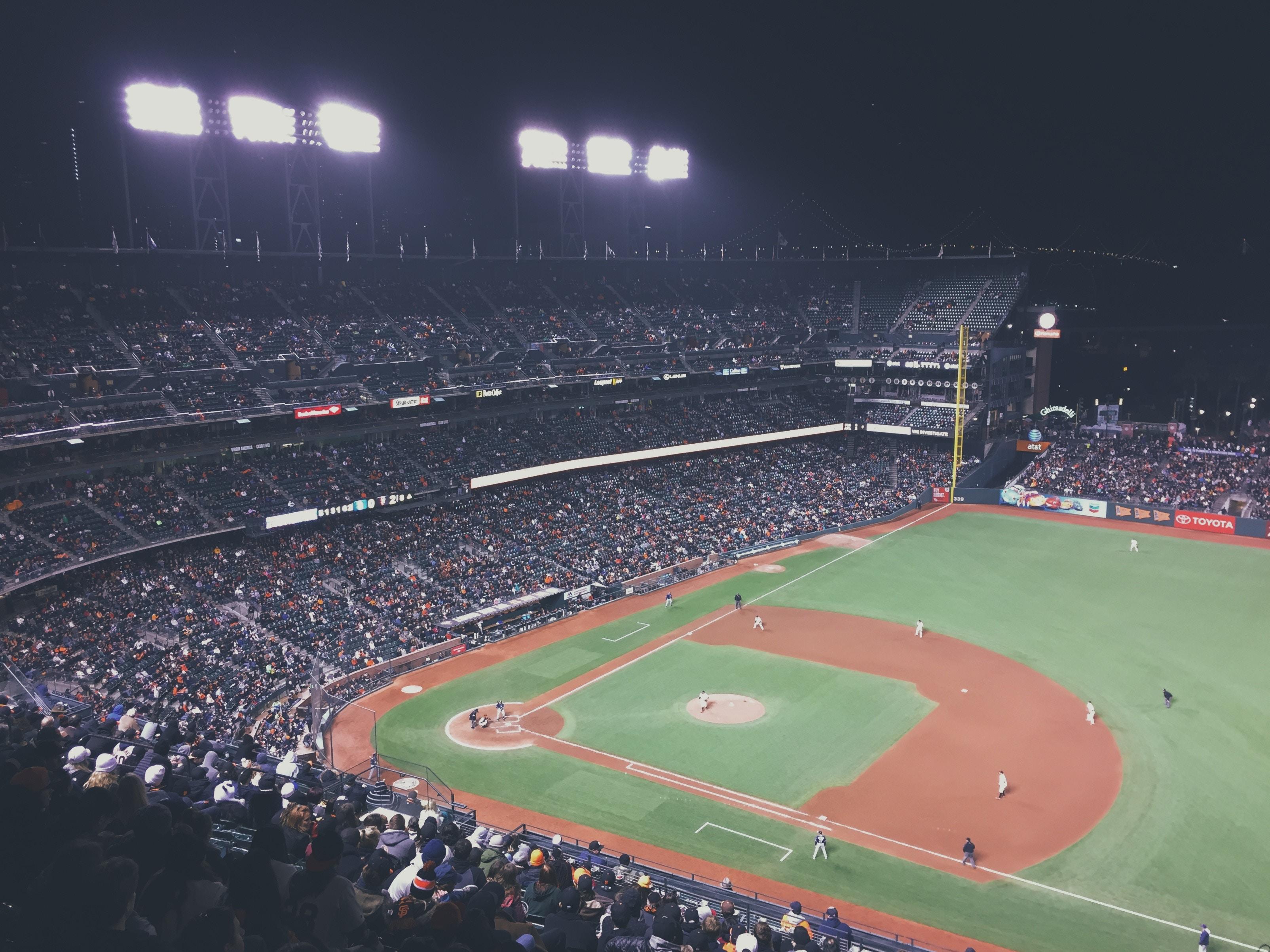 baseball and the elderly