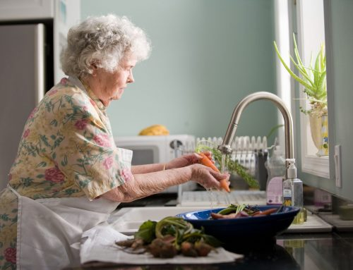 Caregiving for the Elderly During the Pandemic